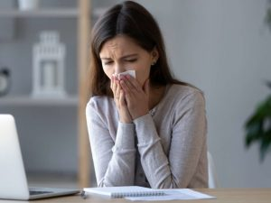 Respiratory tract infection and inflammation