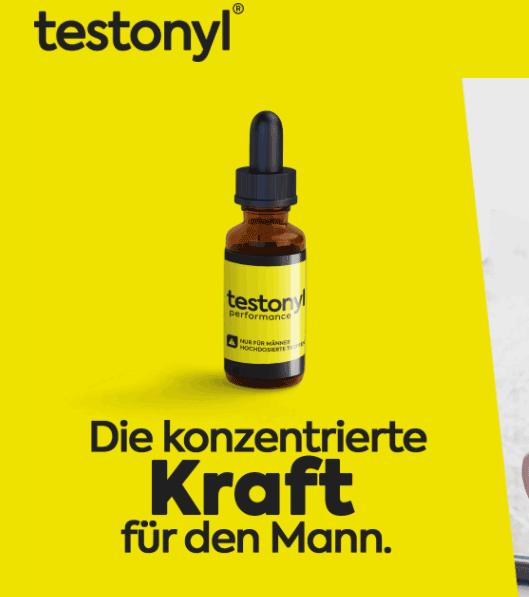 Testonyl Performance - bewertung - Stiftung Warentest - erfahrungen - test