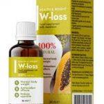 W-LOSS - erfahrungen - bewertung - preis   - test  - kaufen - apotheke
