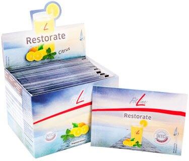 Fitline Restorate Citrus - inhaltsstoffe - erfahrungsberichte - bewertungen - anwendung